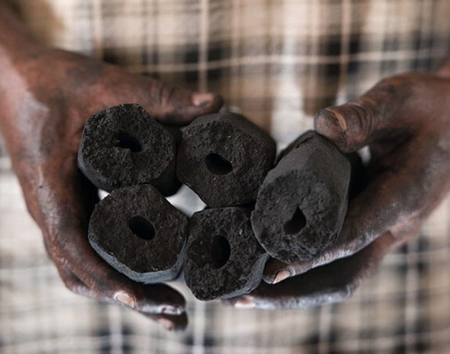 Dzaqwan's charcoal business thrives, despite ridicule