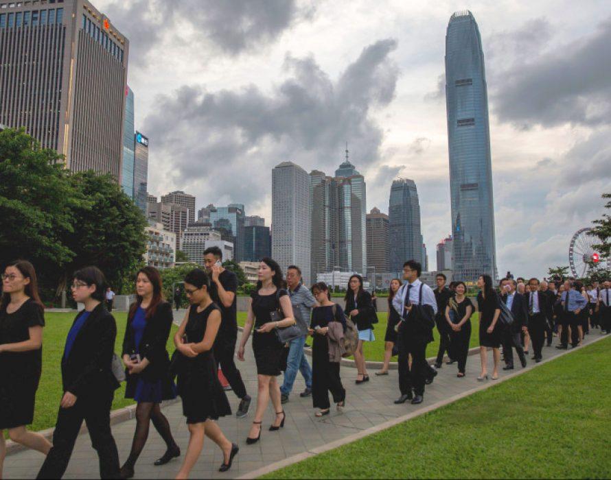 China to impose retaliatory sanctions over U.S. law on HongKong