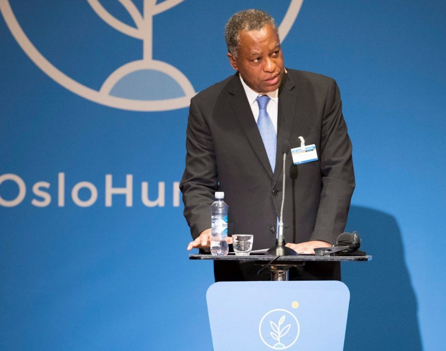 Nigerian Foreign Minister Onyeama tests positive for coronavirus