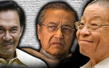 Lim: DAP and Amanah have not abandoned Anwar in favour of Mahathir