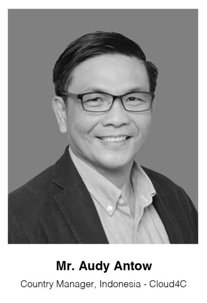 Mr. Audy Antow - Country Manager, Indonesia - Cloud4C