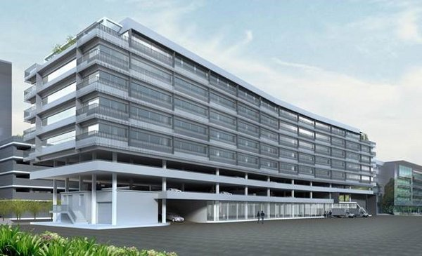 Dymax Asia Pacific Pte Ltd. Office