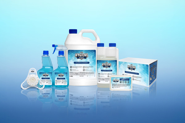 Embed Hygiene Defence - A New Elevated Hygiene Protection. 100% Natural. Non-Toxic.