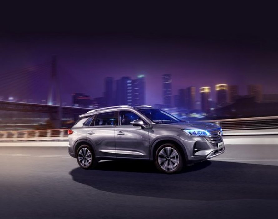 Experience ultimate driving pleasure with GAC MOTOR's new GS5