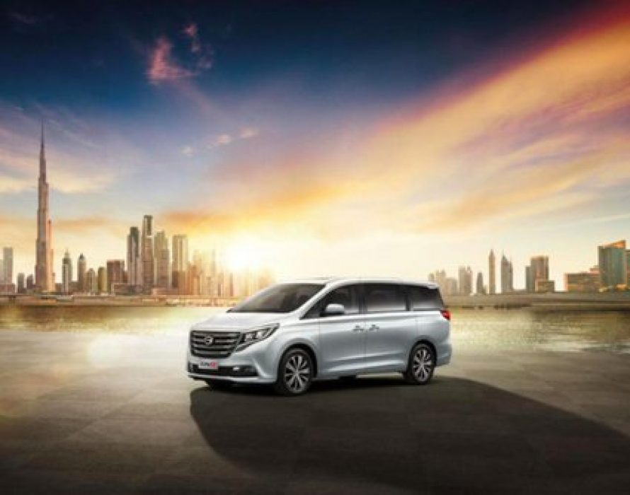 GAC MOTOR's GN8 is a Satisfying New Multipurpose Vehicle