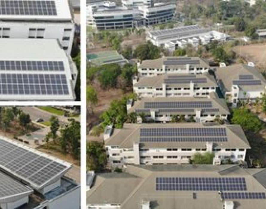 GCL System Brings Clean Energy to Chiang Mai University