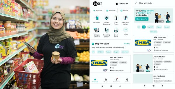 Ikano Centres teams up with GoGet to provide Personal Shopper Services to Malaysians across Klang Valley and Johor Bahru