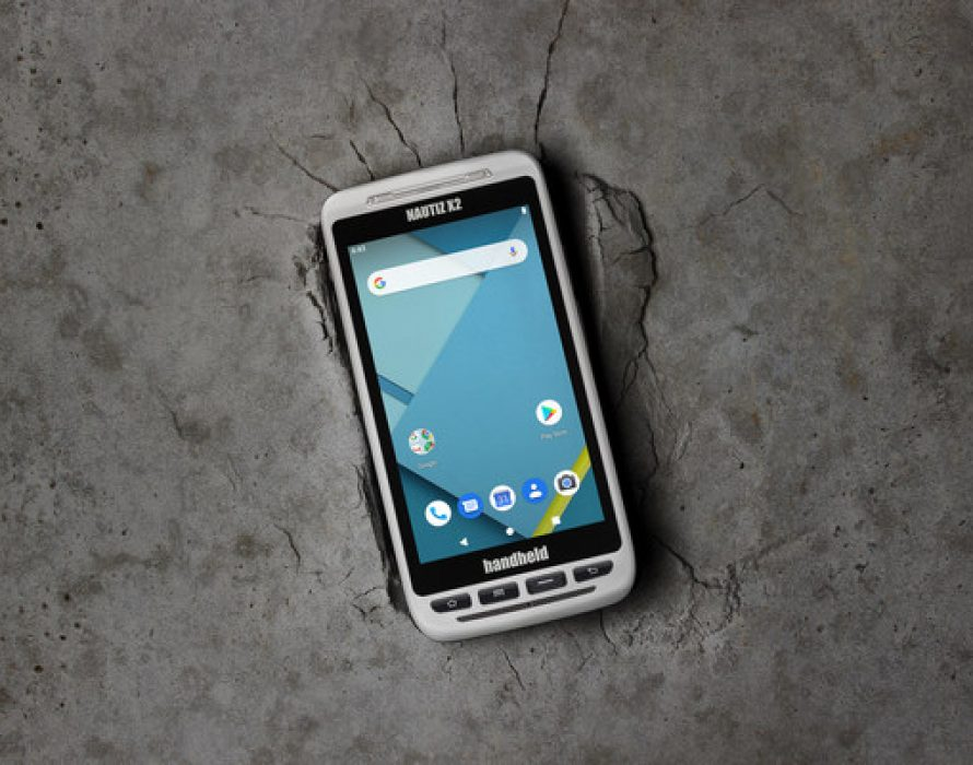 Handheld Announces Major Upgrades to its Popular NAUTIZ X2 All-in-one Android Rugged Computer