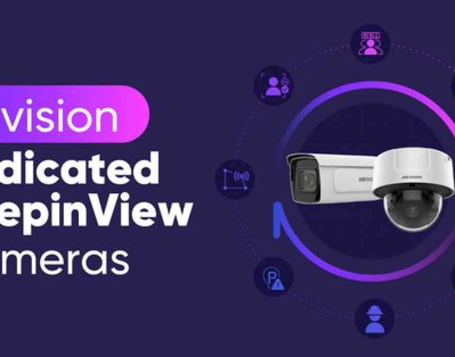 Hikvision introduces dedicated series in its DeepinView camera line