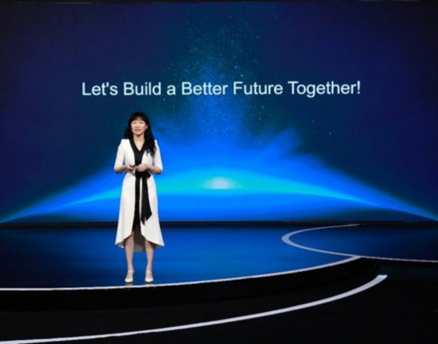 Huawei's Catherine Chen: Shared Responsibility for a Shared Future
