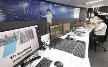 KT Launches New Smart Building Management Service