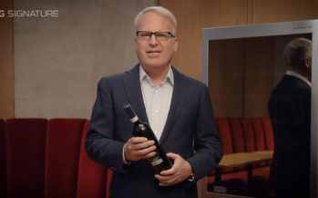 LG SIGNATURE and Acclaimed Wine Critic, James Suckling, Present the Art of Enjoying Wine
