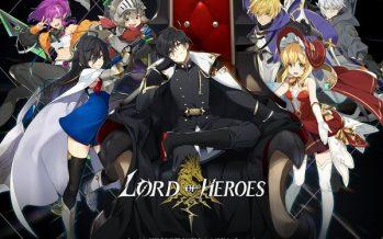 """Lord of Heroes"" has racked up 1 million global pre-registrations"