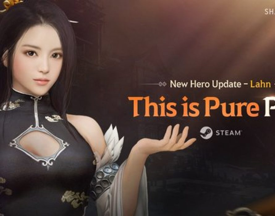 New Hero 'Lahn' Now Available in Shadow Arena