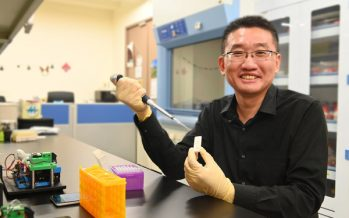 NTHU Research Team Develops a Rapid Test Kit for Potential Severe Covid-19 Cases