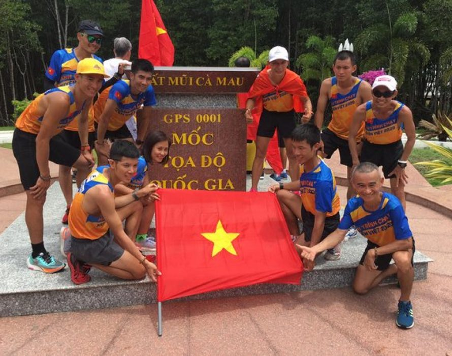 "OCB Life Supports the 10-day, 2,600km ""Trans-Vietnam Charity Run"" to Bring Life-changing Smiles for Children"