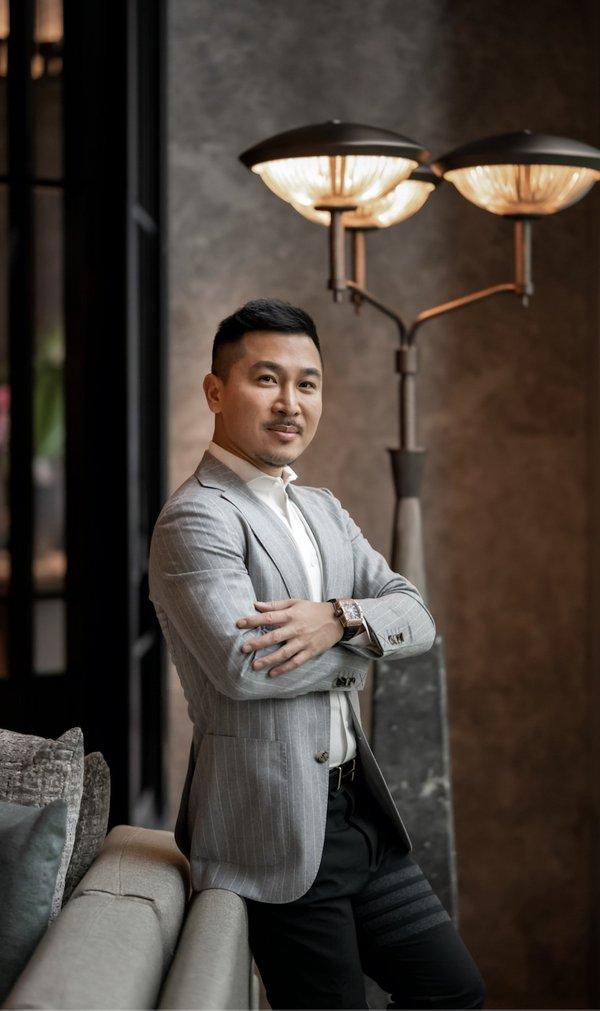 """Mr. Anthony Wong, Chairman of Peak Group"""