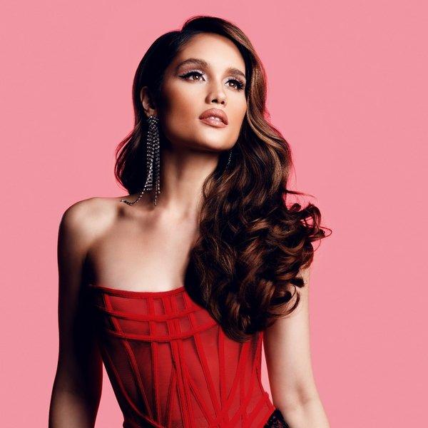 Cinta Laura, Indonesia's multi-talented artist.