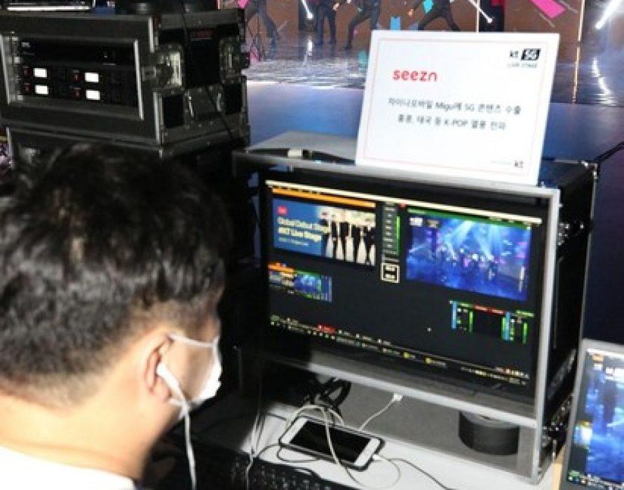South Korea's KT Exports K-Pop Contents via 5G