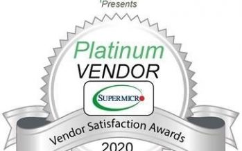 Supermicro Ranks at the Top Globally for its IoT & Edge Servers and System Solutions – Receives Platinum Award