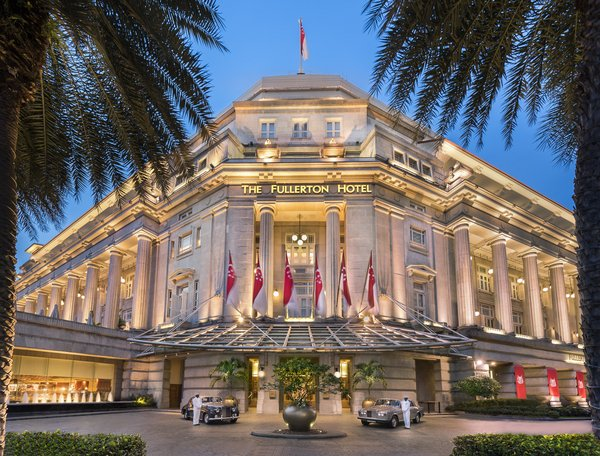 """Tripadvisor, the world's largest travel platform has awarded the top two positions for """"Best Hotels in Singapore"""" to The Fullerton Bay Hotel Singapore and The Fullerton Hotel Singapore under Sino Group respectively in its 18th annual Travellers' Choice Awards."""