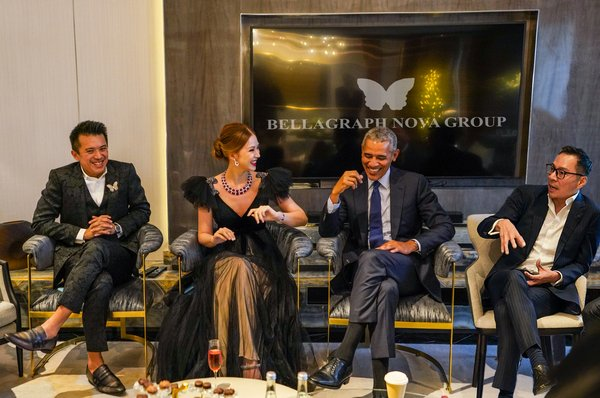 The New Social Technology Revolution – Panel Discussion With Bellagraph Nova Group Founders And Barack Obama On Their Ambitious Quest To Seize The Opportunity Of A Lifetime In The Post Pandemic World.