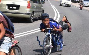 'Basikal Lajak': Parents face RM1,000 fine, imprisonment – Wee