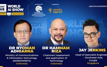 World AI Show – Jakarta 2020 organized by Trescon, to gather the most influential voices in artificial intelligence this July