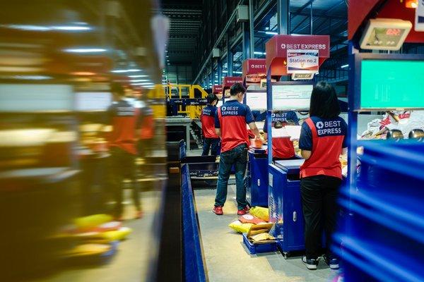 Xinhua Silk Road: China's smart logistics company BEST Inc. speeds up Southeast Asia network construction