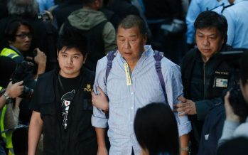 Hong Kong media tycoon Jimmy Lai arrested under national security law