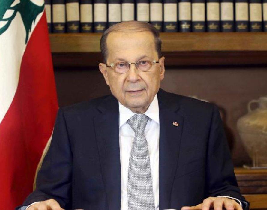 Lebanese president vows full probe into Beirut port's deadly blasts