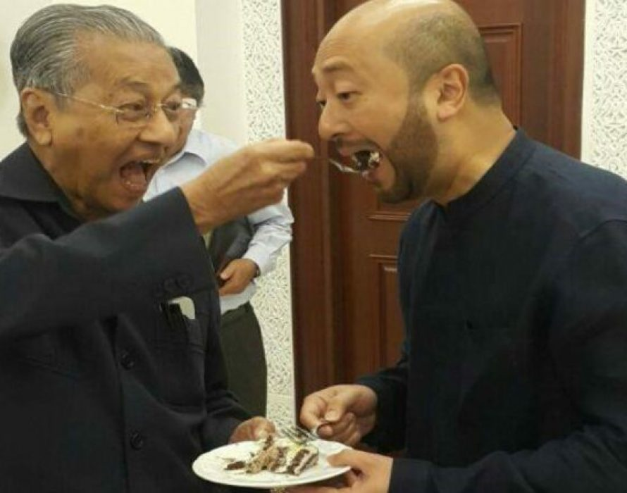 Mahathir announces formation of unnamed new party