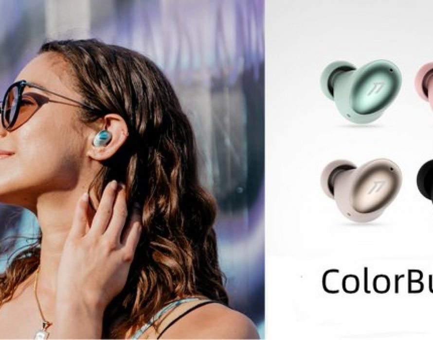 1MORE Announces Fashion-Forward ColorBuds True Wireless Headphones