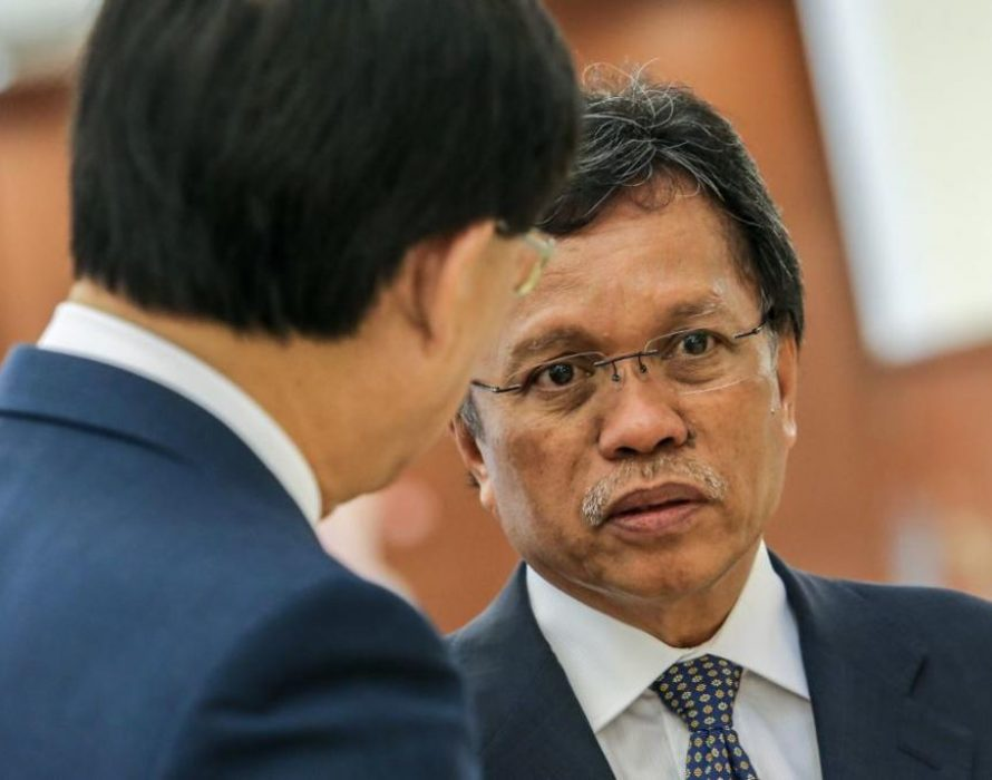 Shafie: People will judge party jumpers