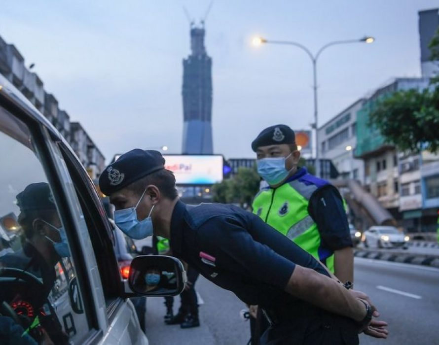 Covid-19: Police, legislative bodies to handle serious SOP violations