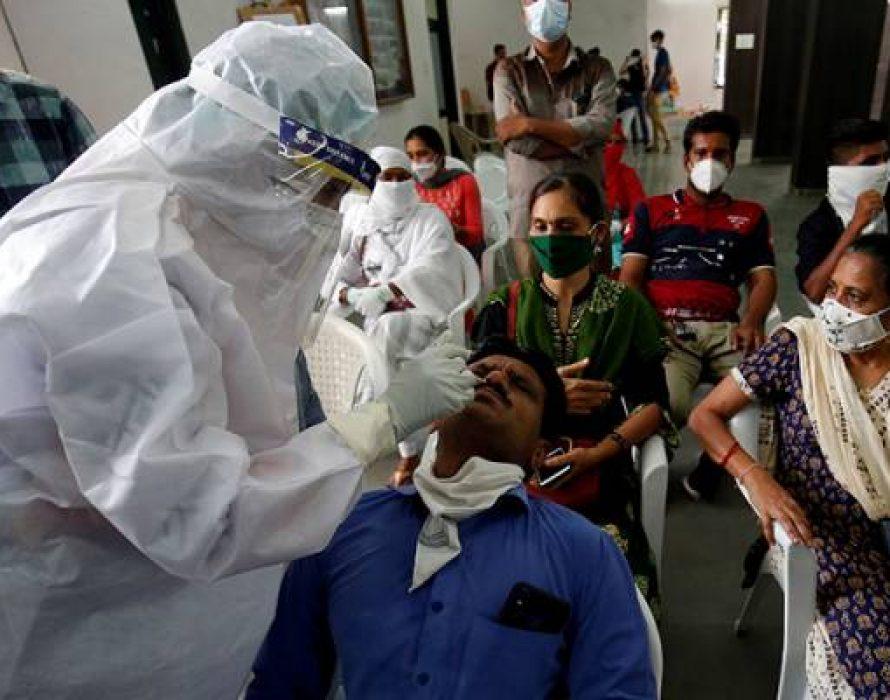 India posts record fiscal deficit as coronavirus hits economy