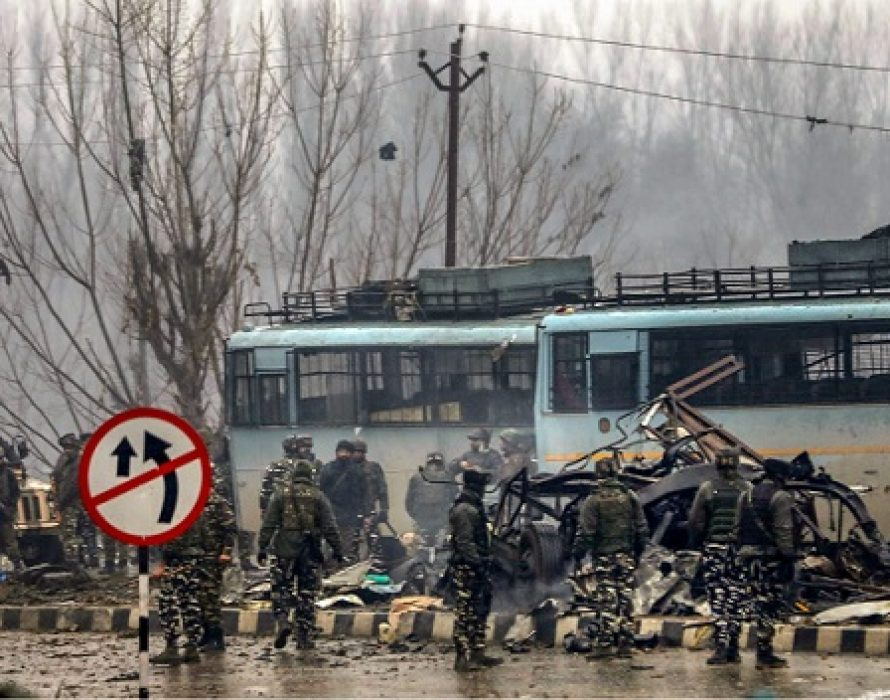 India charges 19, including 7 Pakistanis, over Kashmir bombing