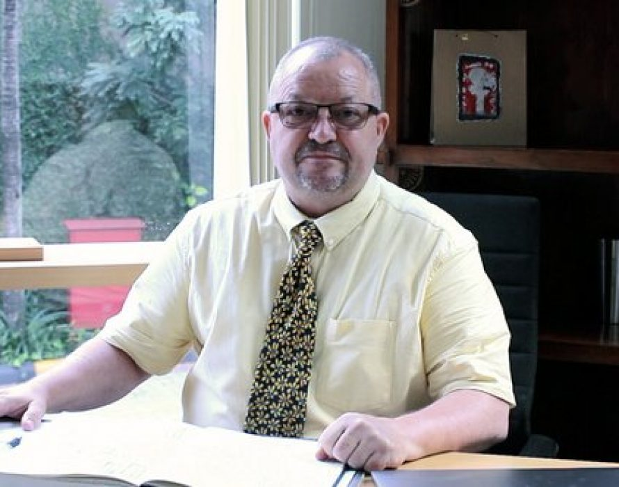 ACG School Jakarta is Delighted to Introduce New Vice Principal, Richard Todd