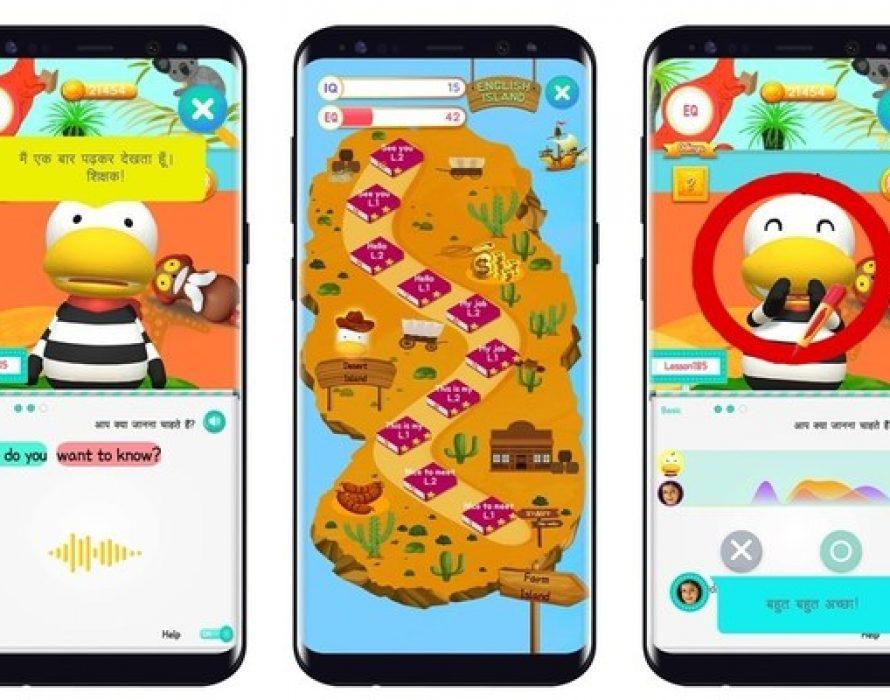 AI English Speaking App Targeting the Untact Era, 'Odinga English' Launches Hindi Version to Enter the Indian Online Education Market