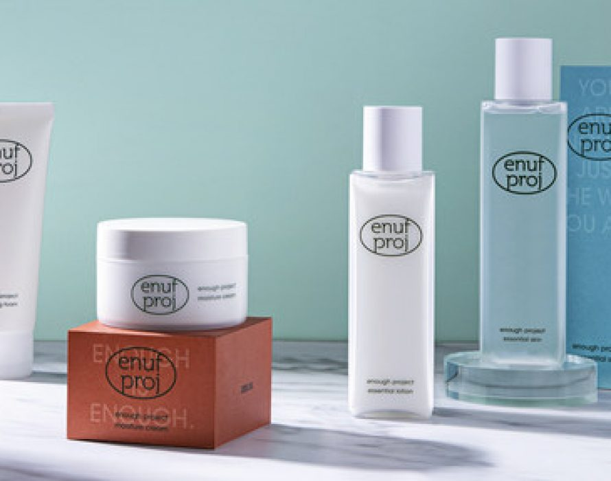 Amorepacific launches new, vegan-friendly lifestyle brand: Enough Project
