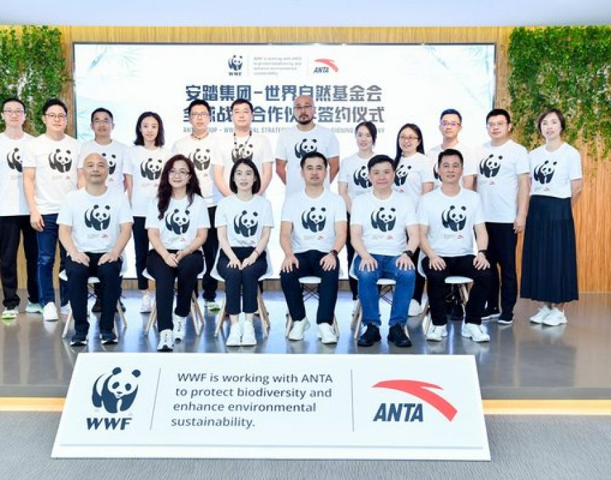 ANTA Group and World Wide Fund for Nature (WWF) Sign an International Partnership Agreement