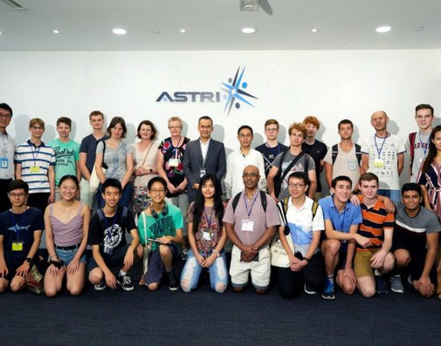 ASTRI sets smart water data challenge to promote STEM education in Greater China