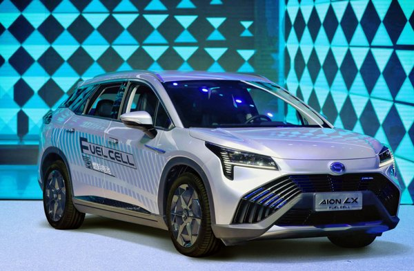 Aion LX Fuel Cell