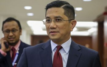 Azmin: Investors optimistic about Malaysia's economic prospects