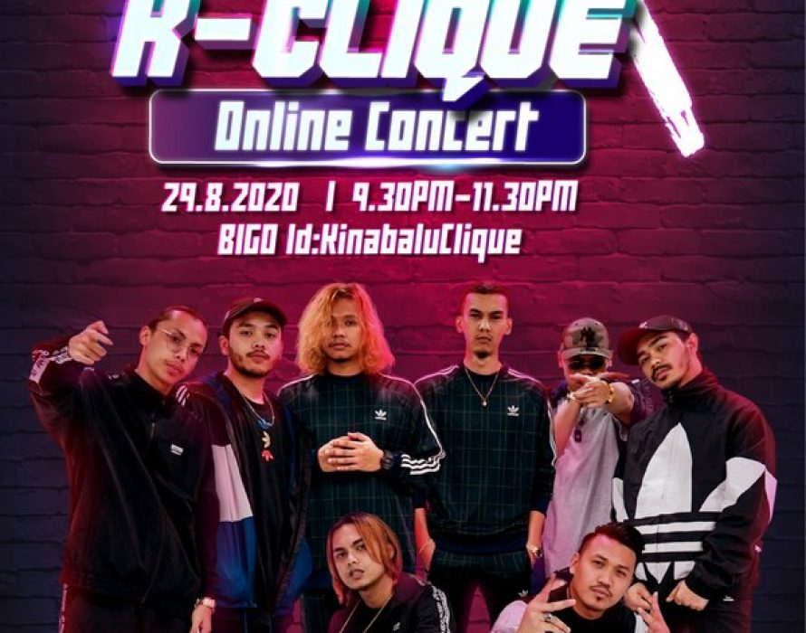 Bigo Live and K-Clique to host online charity concert as sign of support for MyKasih Foundation