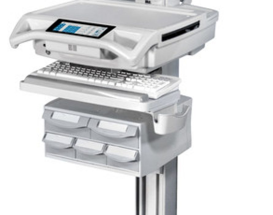 Capsa Healthcare Introduces the Trio™ Mobile Computing Workstation to Advance Nursing Performance in Any Healthcare Environment