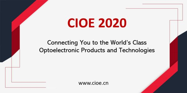 CIOE 2020 Visitor Guide for Top 6 Largest Optoelectronic Application Markets