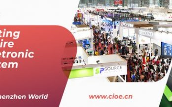 CIOE 2020 will be held from September 9 to 11 in Shenzhen,China