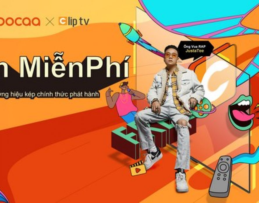 COOCAA and Clip TV to Bring Big Innovation and Big Star Power to Sept. 3 Product Launch featuring JustaTee