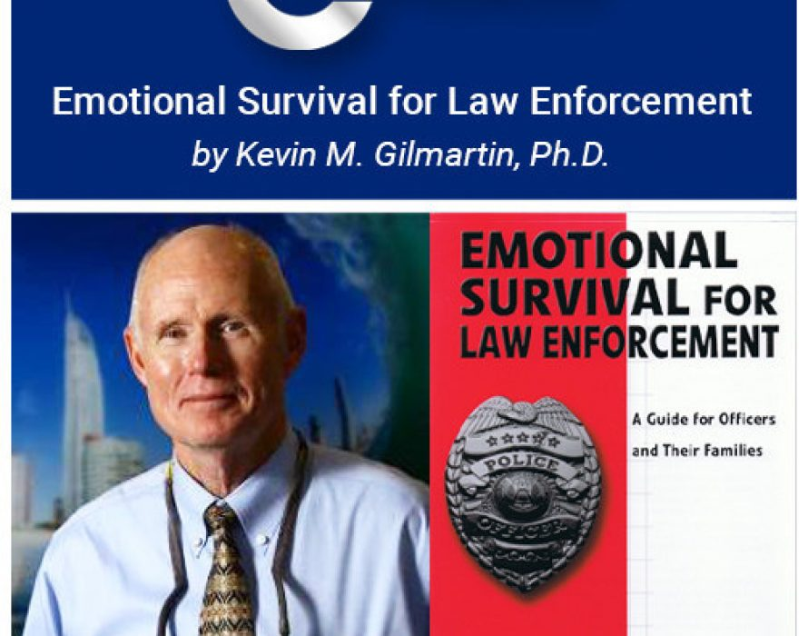 Cordico Announces Exclusive Partnership With 'Emotional Survival' Author Dr. Kevin Gilmartin
